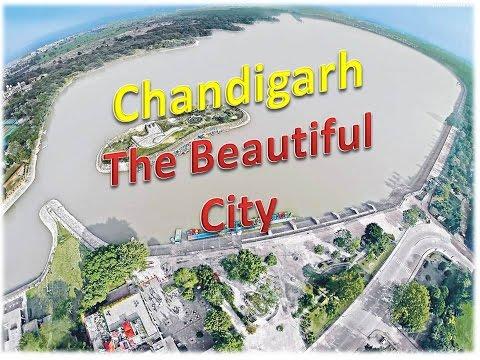 Chandigarh The beautiful  Cleanest City,  Chandigarh Tourism Capital of Punjab And Haryana