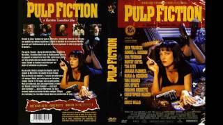 Pulp Fiction Soundtrack - Vincent & Jules - Personality Goes A Long Way (Dialogue) - (Track 14) - HD