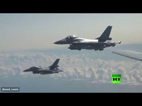 طائرات الناتو ترافق -البجعة الروسية- فوق بحر البلطيق  - نشر قبل 3 ساعة
