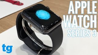 First Look: Apple Watch Series 3