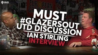 MUST Interview On United, #GlazersOut & Standing Sections!