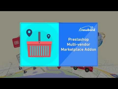 Prestashop Free Marketplace module | Multi Vendor