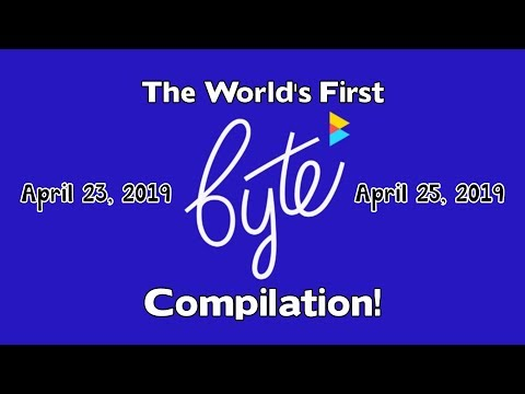 The World's First Byte Compilation!