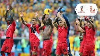▶️ Perú vs Australia (Resultado 2-0). Ver el resumen del partido y repetición de goles