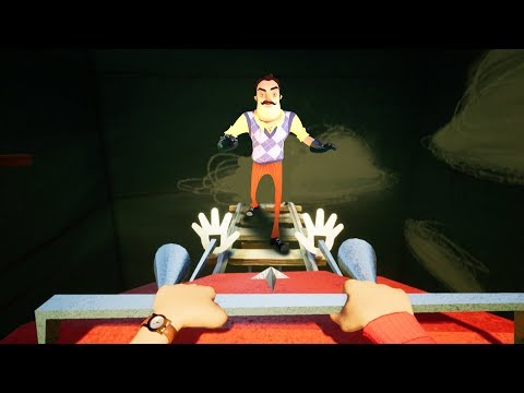 ANOTHER ROLLERCOASTER!? | Hello Neighbor [Full Release] Act 2