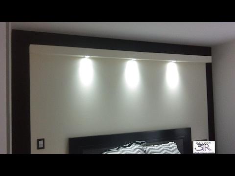Aprende como Decorar tu habitación con (DRYWALL)  (Tutorial). How to decorate  whit Drywall. S3R