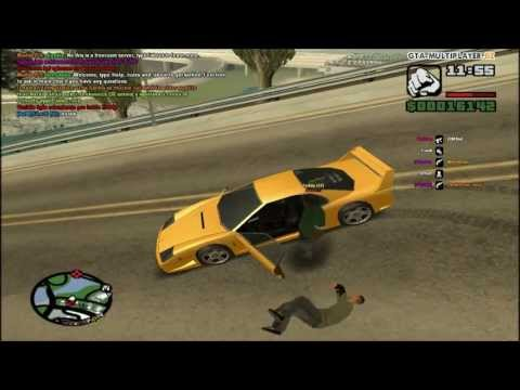 GTA SAMP(speciál) - 4.díl - Natáčení se Zeddym