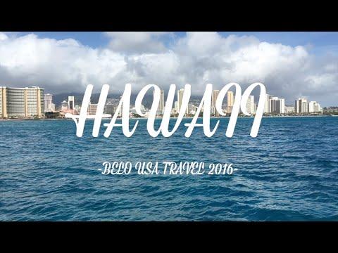 Hawaii Belo USA Trip 2016 l RYE 2015 2016