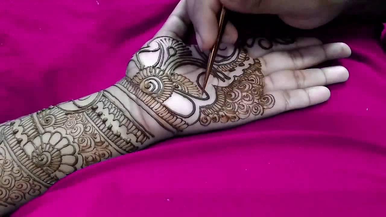 Mehndi Design Online Free