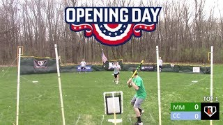 2018 OPENING DAY | Mallards vs. Cobras | MLW Wiffle Ball