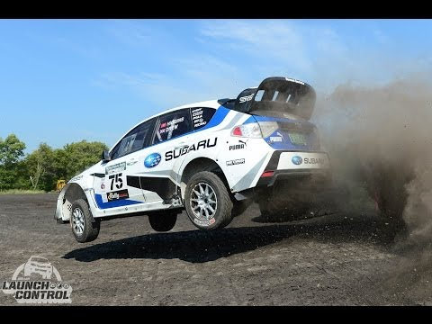 Launch Control: Higgins fights Block through extreme adversity at Ojibwe Rally - Episode 13