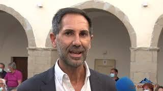 TG7 Basilicata Premio UNPLI Basilicata. Intervista Giuseppe Di Tommaso - giornalista RAI