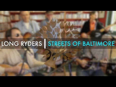 The Long Ryders - 'Streets Of Baltimore' (Gram Parsons cover) | UNDER THE APPLE TREE