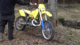 HUSABERG WITH ZABEL 700