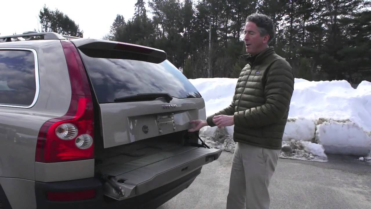 2005 Volvo XC90 (7-Passanger) 1-Owner at PortlandVolvo.com - YouTube