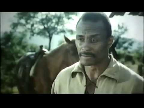 Preview Clip: The Last Rebel (1971, starring Woody Strode and Joe Namath)