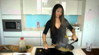 Stir Fry Potato With Ground Beef -- Yummy!!!