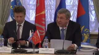 Координационный совет по развитию транспортной системы СПб и ЛО