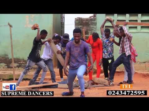 Maxwell Adam Mahama-tribute song by Supreme Dancers