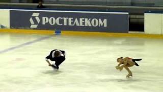 Федорова-Мирошкин, ПП, 1 этап Кубка России