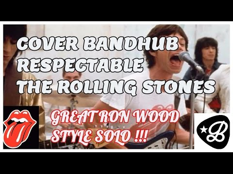 Cover Bandhub - Respectable - The Rolling Stones