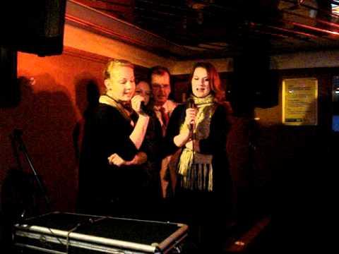 Best Russian karaoke.. on a cruise to Tallinn:)