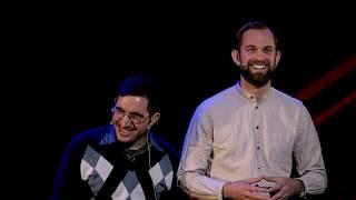 Refugee Status: What Happens Next? | Mohammed Al-Taie & Sveinbjörn Finnsson | TEDxReykjavik