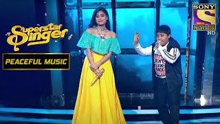 """""""Tip Tip Barsa Paani"""" पे इस Duo के सुरों की ताल-मेल है लाजवाब   Superstar Singer  Peaceful Music"""