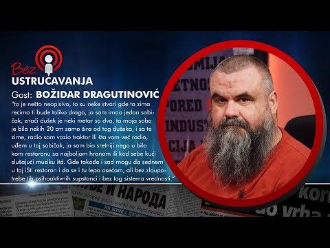 BEZ USTRUČAVANJA - Božidar Dragutinović: Mnogi ljudi su zbog droge upropastili svoje porodice!