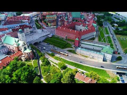 Trip to Warsaw, Poland