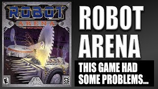 Robot Arena (2001) – PC Game Review