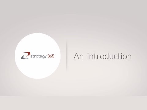 Strategy 365 Introduction