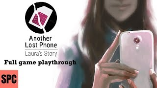 Another Lost Phone - Full game playthrough - No commentary
