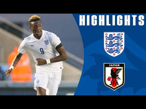 England U19 5-1 Japan U19 | Goals & Highlights