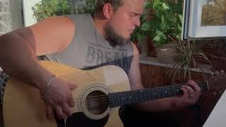 Зелимхан Темирсултанов - В сигаретном Дыму песни на тнт кавер под гитару душевный кавер гитара 2