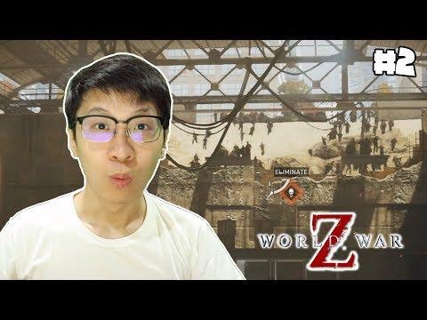 Gara2 Roy Kiyochi Zombie Makin Berserakan!  - World War Z Indonesia #2