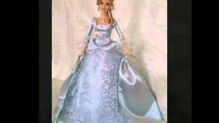 merveilleuse angelique poupée creation R.B