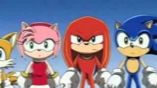Sonic X Fan Opening-Dragon Soul