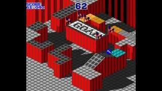 Arcade Longplay [519] Marble Madness