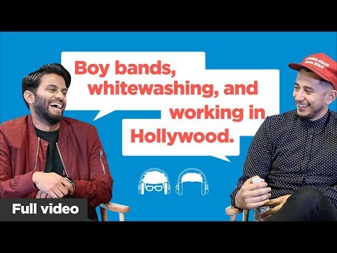 Boy bands, whitewashing & working in Hollywood | with Asif & Baluch