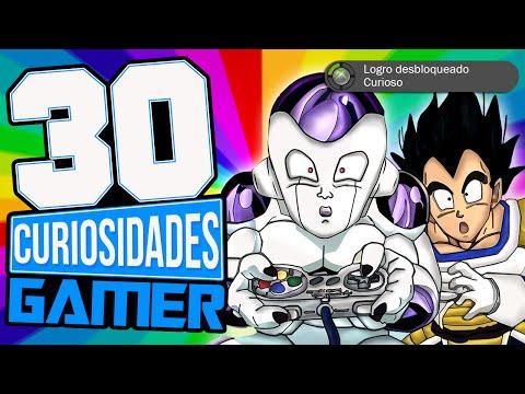 30 CURIOSIDADES SOBRE GAMERS