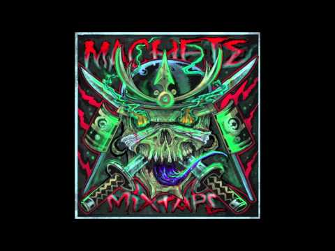 MACHETE MIXTAPE - Vai Jack! - Salmo feat Dj 2p / Prd. Belzebass