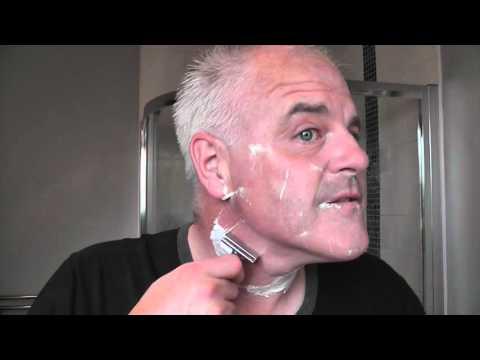 April Samples (8) Shaving Shop Acqua di Florida - Merkur Progress - Florida Water