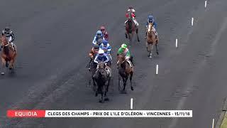 Vidéo de la course PMU PRIX DE L'ILE D'OLERON