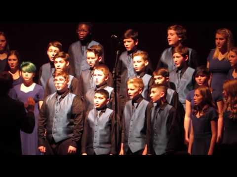 Whiteaker Middle School Winter Concert 2016