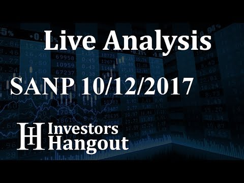 SANP Stock Live Analysis 10-12-2017