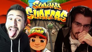 JACK STO VOLANDO - Subway Surfers - Ep5 - 1 vs 1 - iOS iPhone - Android - Gameplay