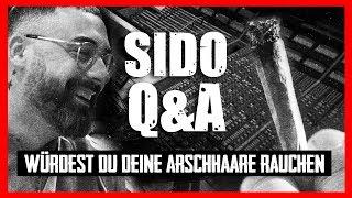 OST BOYS Q&A SIDO WÜRDEST DU DEINE ARSCHHAARE RAUCHEN? 4K