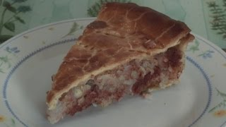 Corned Beef & Potato Pie Recipe