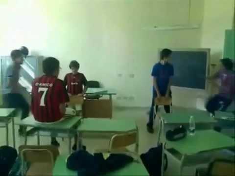 "I ""Casso vuoi Bimba"" a scuola.."